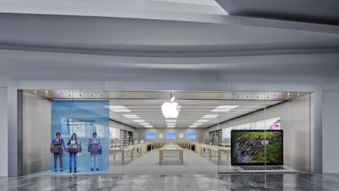Las Apple Store españolas obtiene beneficios por primera vez, aumentando sus ingresos un 49% en 2013
