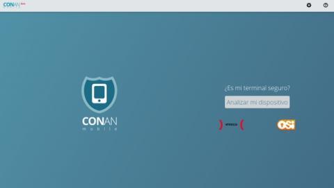 CONAN Mobile, revisa la seguridad de tu smartphone Android