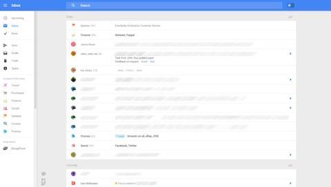 Un nuevo look para Gmail