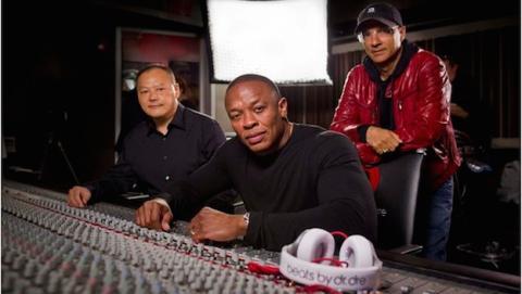 Dr. Dre y Jimmy Iovine podrían formar parte del equipo de Apple
