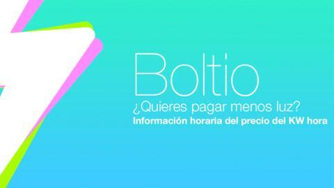 Boltio, la app que permite ahorrar en la factura de la luz