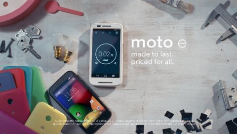 Presentación oficial del Motorola Moto E: características, especificaciones, precio en España