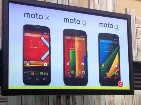 Comparativa Moto E, Moto G, Moto G 4G LTE, Moto C