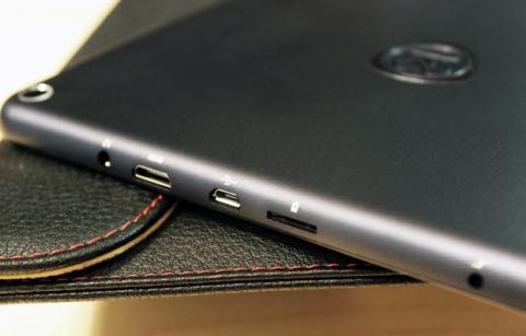 El MultiPad 4 Quantum ofrece multiple conectividad