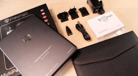 Accesorios incluidos con el MultiPad 4 Quantum