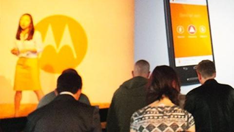 Alerta de Motorola