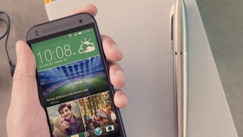 HTC One Mini 2 presentado oficialmente. Con carcasa de aluminio, más compacto, pantalla de 4.5 pulgadas, SnapDragon 400 y sin doble cámara.