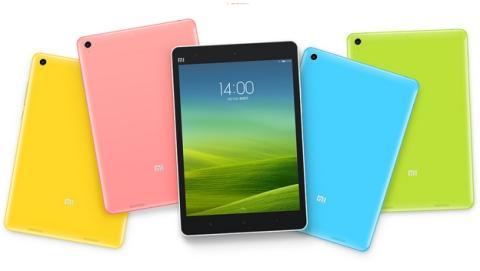 La nueva tablet Xiaomi Mi Pad, un clon del iPad Mini con pantalla Retina y procesador NVIDIA Tegra K1
