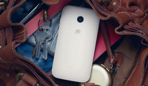 Moto E disponible en Amazon España