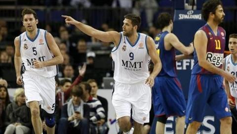 Dónde ver en la tele y online la final de la Euroliga de Baloncesto que disputan Real Madrid y Maccabi.