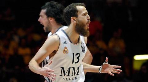Final Euroliga de Baloncesto Real Madrid Macabbi