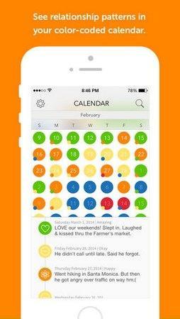 The Boyfriend Log, la app para evaluar la relación de pareja