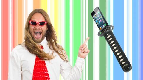 Los 10 accesorios para iPhone más locos y curiosos