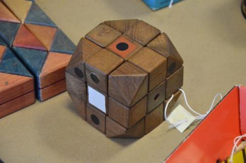 40 Aniversario Cubo Rubik