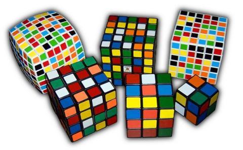Aniversario Cubo de Rubik