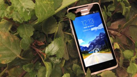 Huawei Ascend Y530: móvil low-cost enfocado a los jóvenes