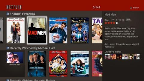 Netflix se expande por Europa pero no llega a España