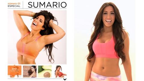 La app Women's Fitness Especiales para ponerte en forma, revista enriquecida para iPad gratis.