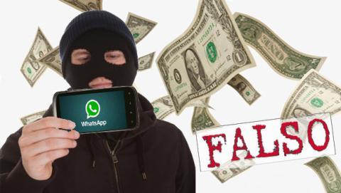 Las estafas a través de WhatsApp que deberías conocer