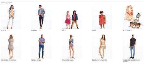Tienda de ropa Amazon