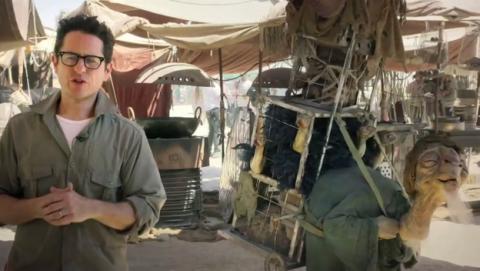 Primer vídeo de Star Wars Episodio VII con campaña de Unicef para salir como personaje en la nueva película de Star Wars, mediante una donación.