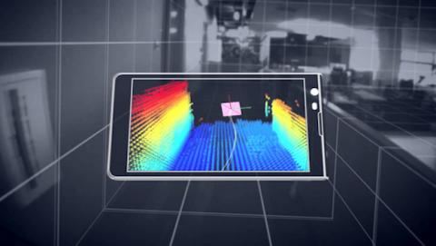 La próxima tablet de Google podría hacer fotografías en 3D