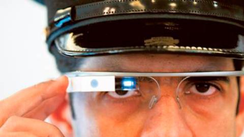Google Glass Policía