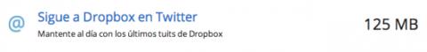 Sigue a Dropbox en Twitter
