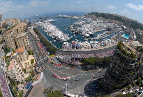 Dónde ver GP de Mónaco F1 2014