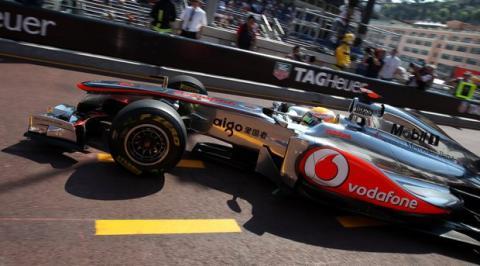 Dónde ver GP de Mónaco de F1 2014