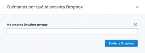 Opinión Dropbox