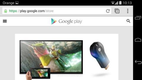 La tienda Google Play estrena web móvil, para navegar desde iOS o Windows Phone. También permite comprar dispositivos y hardware desde el smartphone.
