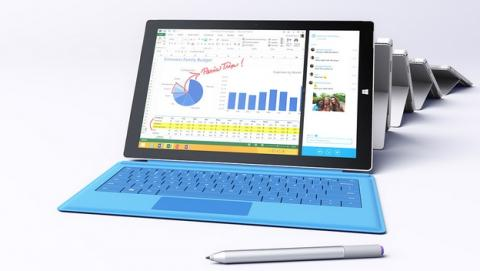 Tablet Surface Pro 3: Desvelan especificaciones detalladas CPU y GPU.