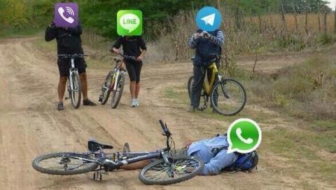 WhatsApp caido un fin de semana más, nuevos problemas de conexión y envío de mensajes.