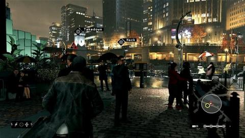 Watch Dogs torrent con minero de Bitcoin