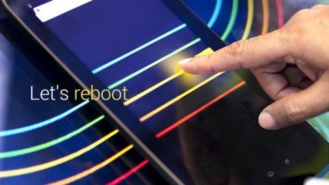 Nexus 8: Google muestra por sorpresa una tablet desconocida en la web oficial de la conferencia Google I/O