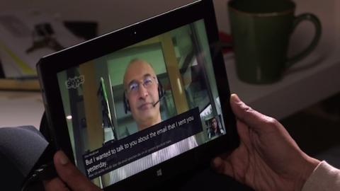 Skype incluirá subtítulos y traducciones en tiempo real