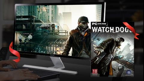 Samsung regala Watch Dogs por compra de monitores UHD de 28""