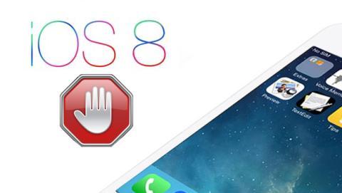 iOS 8: Razones para NO actualizar todavía tu iPhone o iPad