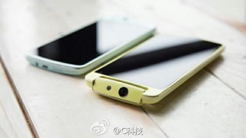 El nuevo Oppo N1 Mini, más compacto, con pantalla de 5 pulgadas y cámara giratoria