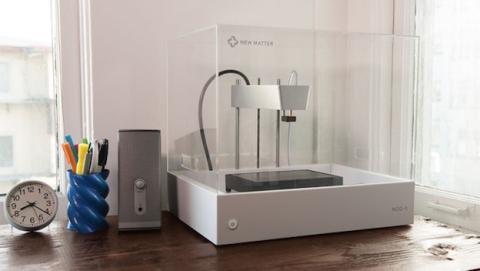 New Matter debuta impresora 3D en IndieGogo