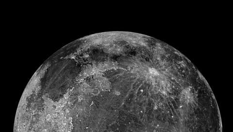La NASA convierte la Luna en un punto de acceso WiFi.