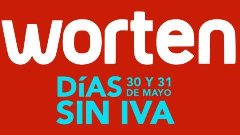 Worten descuenta el IVA de sus TV durante el fin de semana