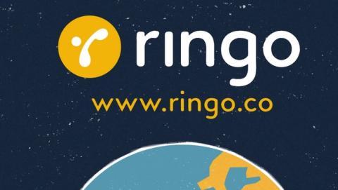 Ringo es una app que convierte tus llamadas internacionales en locales, más barato que Skype, sin Internet