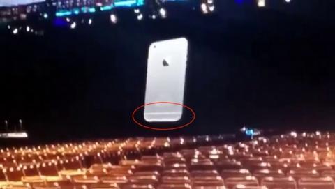 Se filtra vídeo del supuesto ensayo de la conferencia WWDC 2014 de Apple, que se celebrará el próximo lunes, con imágenes del iPhone 6.