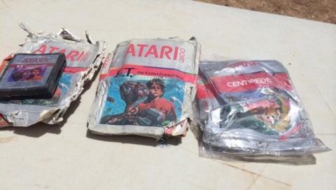 juego E.T. Atari 2600