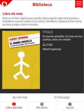 Ebooks gratis en el Metro de Madrid