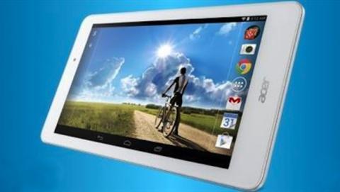 Acer presenta la Iconia Tab 8 y su smartband Liquid Leap