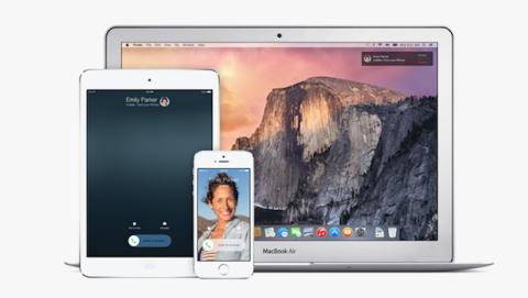 con OS X e iOS 8 será posible hablar por teléfono desde el Maci