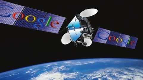 Google planea llenar el cielo con satélites